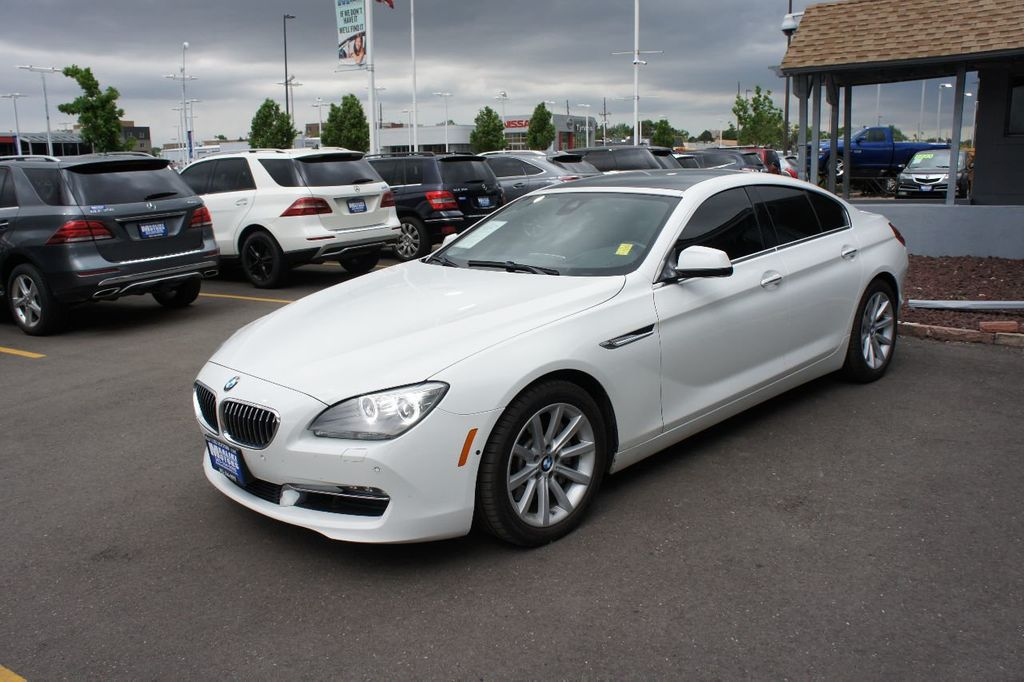 2015 BMW 6 Series 640i xDrive  Gran - 17712372 - 1