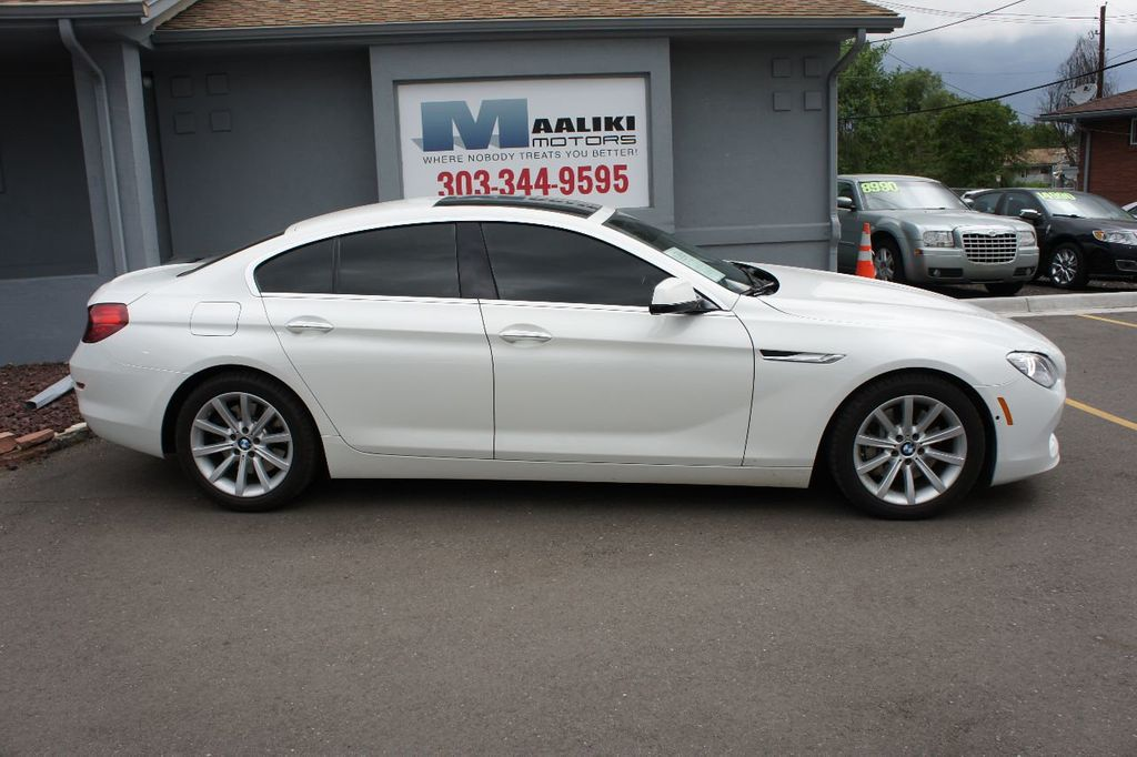 2015 BMW 6 Series 640i xDrive  Gran - 17712372 - 2