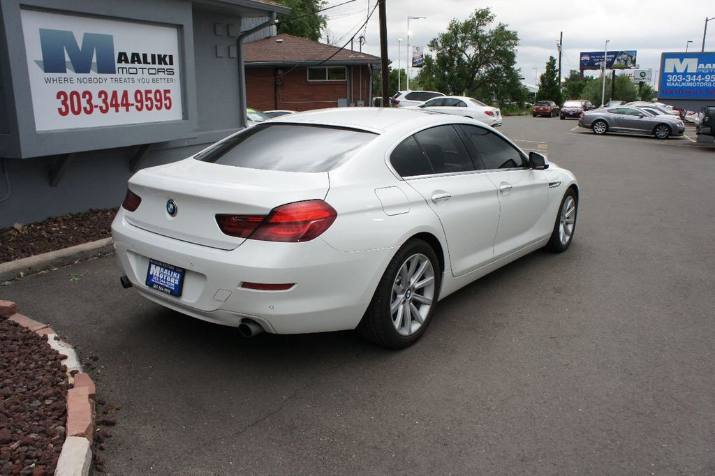 2015 BMW 6 Series 640i xDrive  Gran - 17712372 - 3