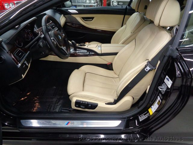 2015 BMW 6 Series 650i xDrive - Click to see full-size photo viewer