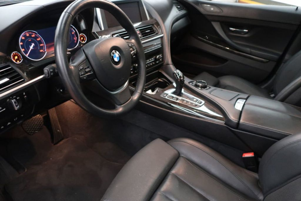 2015 BMW 6 Series 650i xDrive Gran - 17923853 - 13