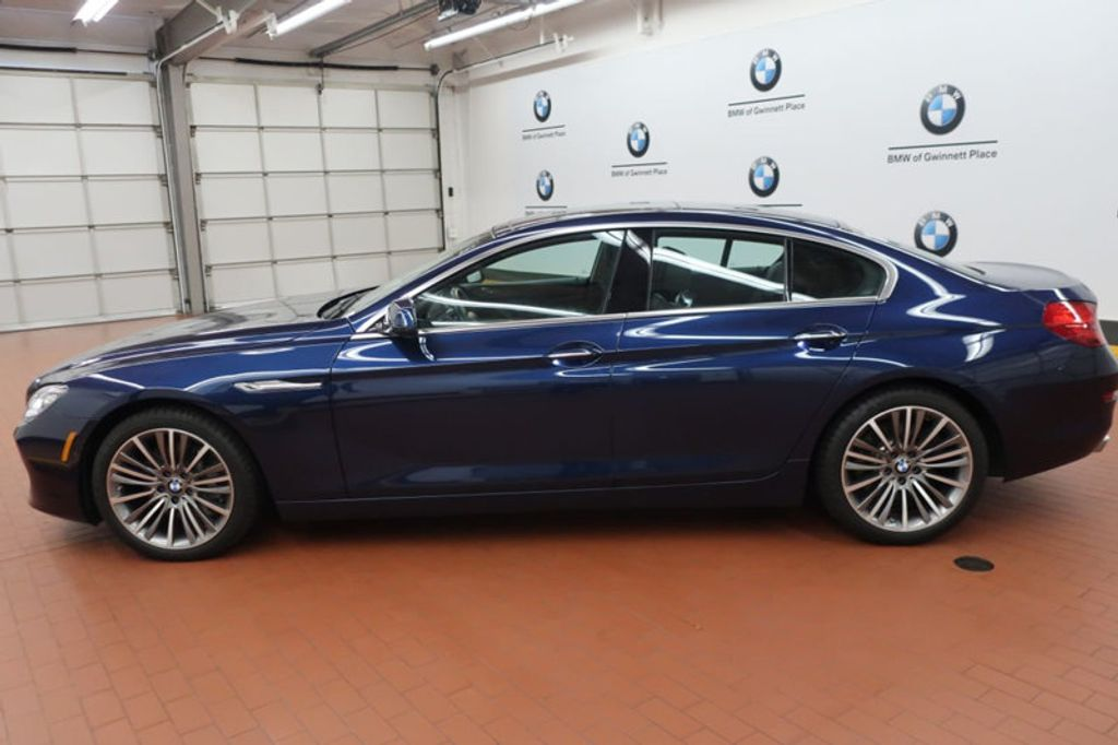 2015 BMW 6 Series 650i xDrive Gran - 17923853 - 1