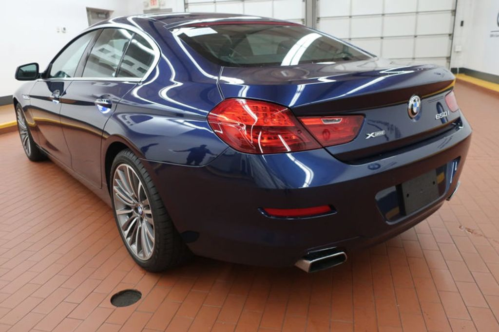 2015 BMW 6 Series 650i xDrive Gran - 17923853 - 2