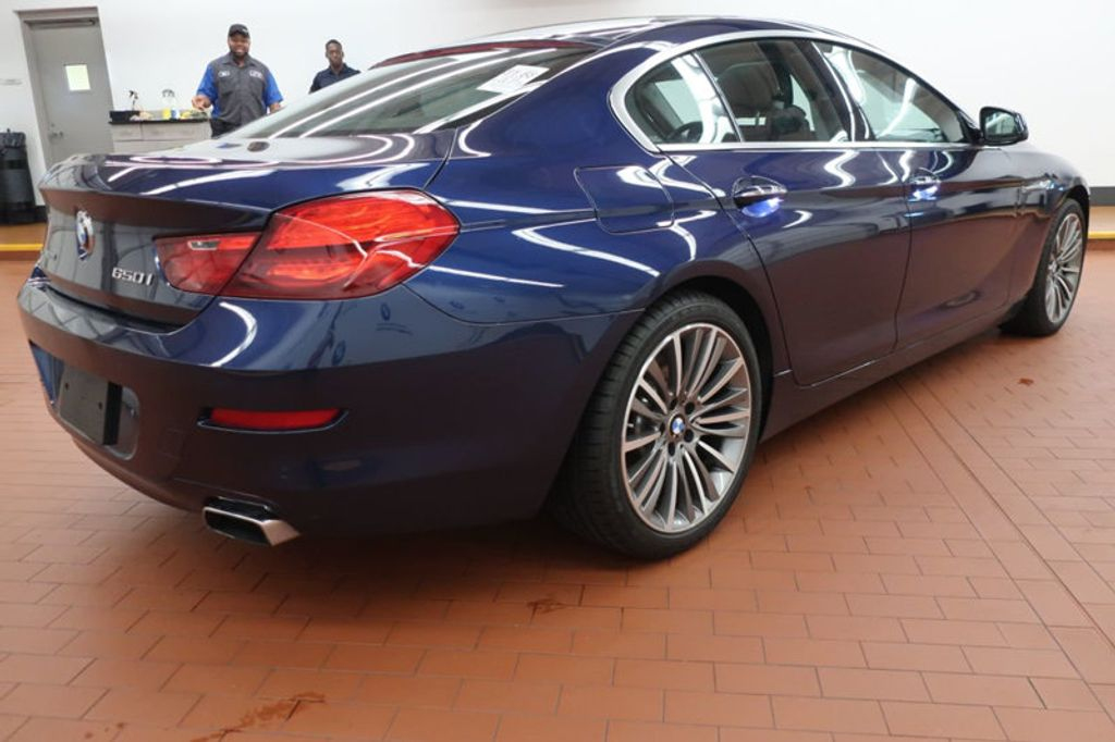 2015 BMW 6 Series 650i xDrive Gran - 17923853 - 5
