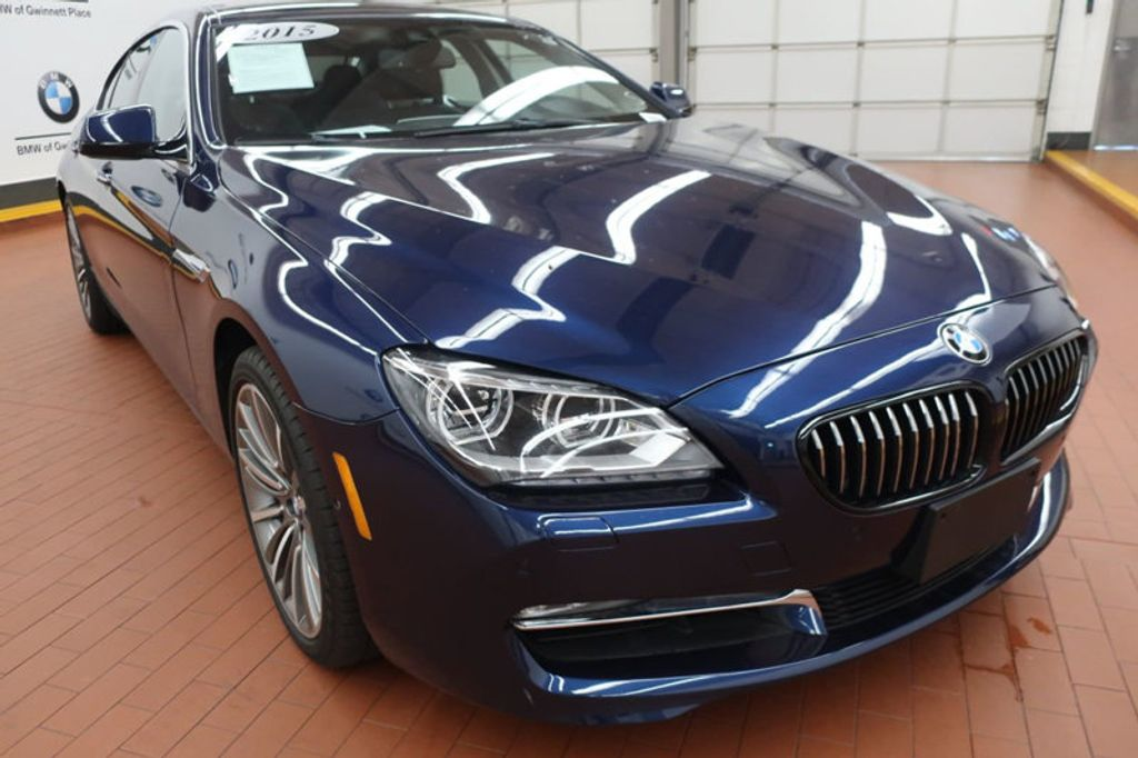 2015 BMW 6 Series 650i xDrive Gran - 17923853 - 7