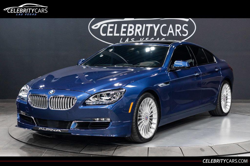 2015 Used Bmw 6 Series Alpina B6 Xdrive Gran At Celebrity Cars Las Vegas Nv Iid 20440243