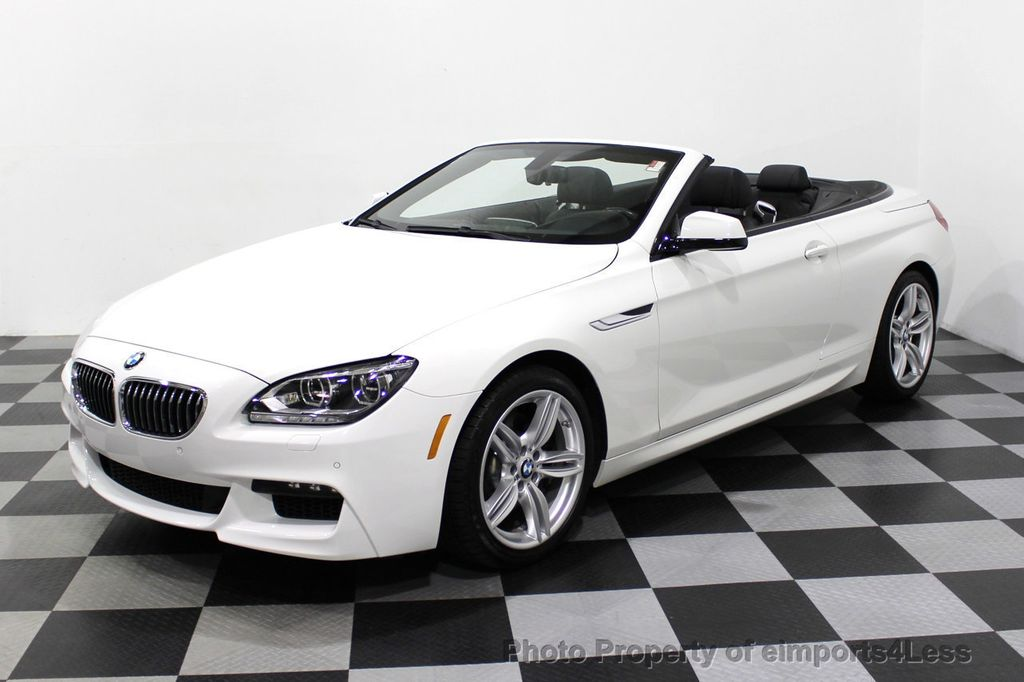 2015 BMW 6 Series CERTIFIED 640i xDrive AWD M SPORT COLD HUD NAV CAM HK LED - 18346383 - 14