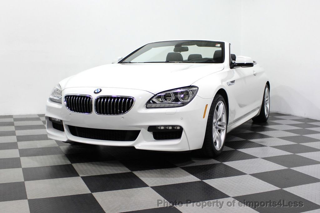 2015 BMW 6 Series CERTIFIED 640i xDrive AWD M SPORT COLD HUD NAV CAM HK LED - 18346383 - 28