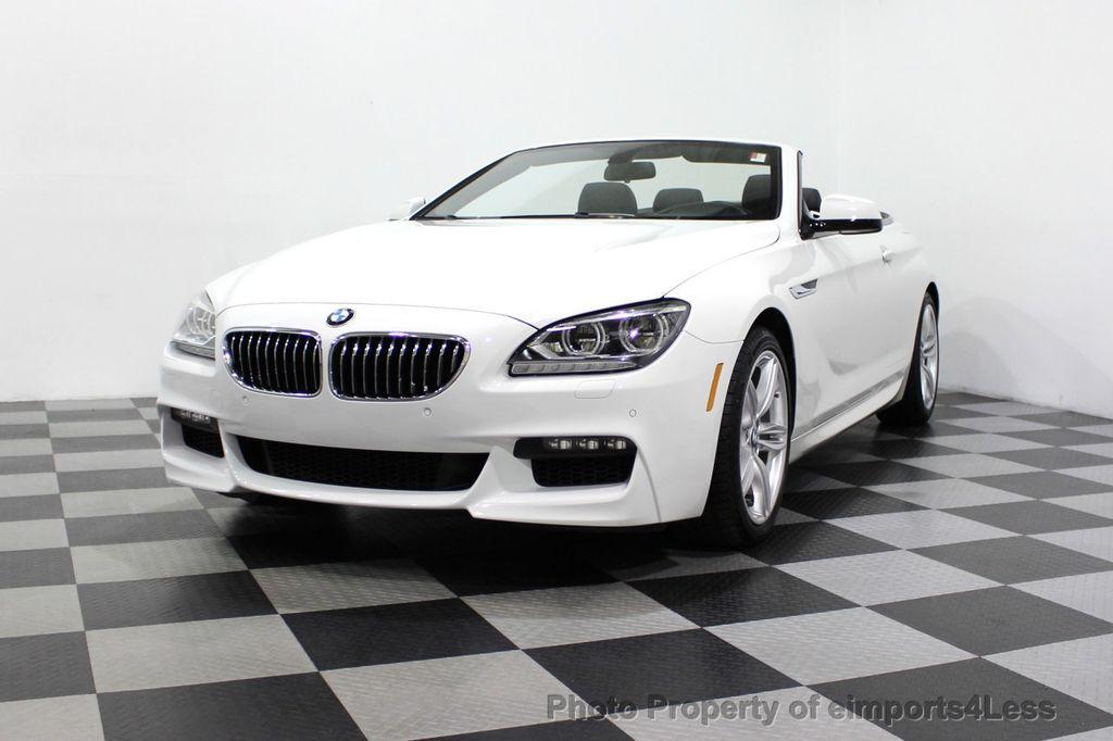 2015 BMW 6 Series CERTIFIED 640i xDrive AWD M SPORT COLD HUD NAV CAM HK LED - 18346383 - 28