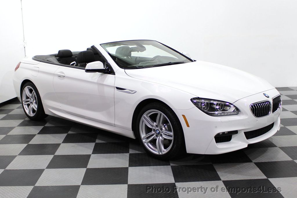 2015 BMW 6 Series CERTIFIED 640i xDrive AWD M SPORT COLD HUD NAV CAM HK LED - 18346383 - 29