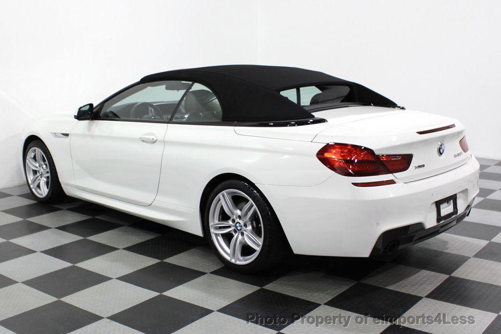 2015 BMW 6 Series CERTIFIED 640i xDrive AWD M SPORT COLD HUD NAV CAM HK LED - 18346383 - 30