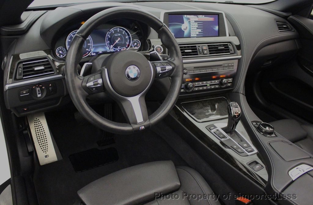 2015 BMW 6 Series CERTIFIED 640i xDrive AWD M SPORT COLD HUD NAV CAM HK LED - 18346383 - 33