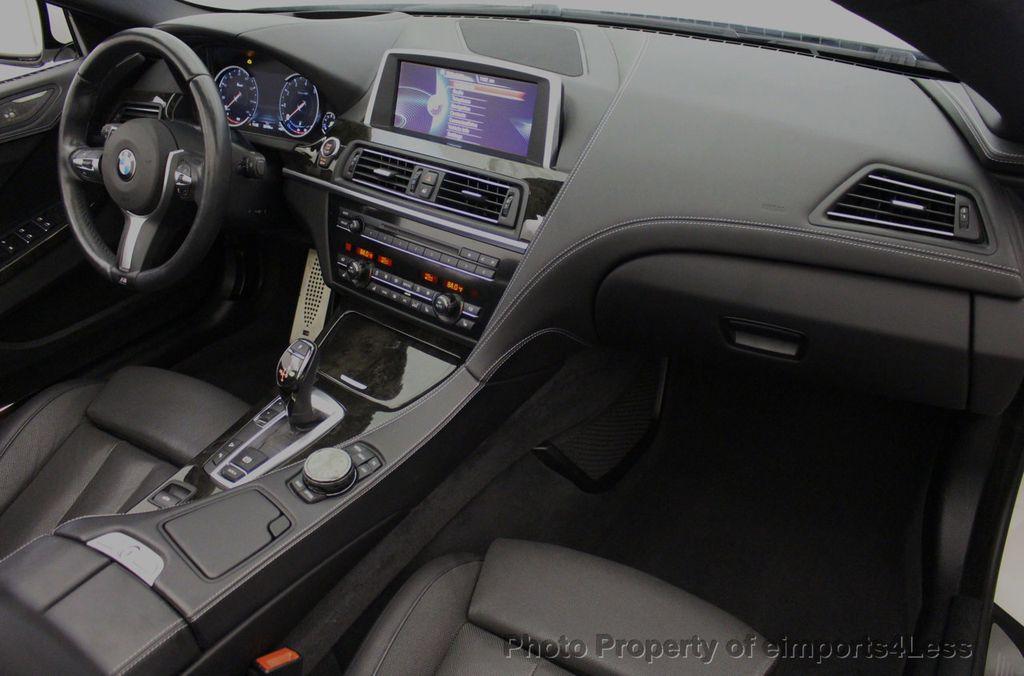 2015 BMW 6 Series CERTIFIED 640i xDrive AWD M SPORT COLD HUD NAV CAM HK LED - 18346383 - 35