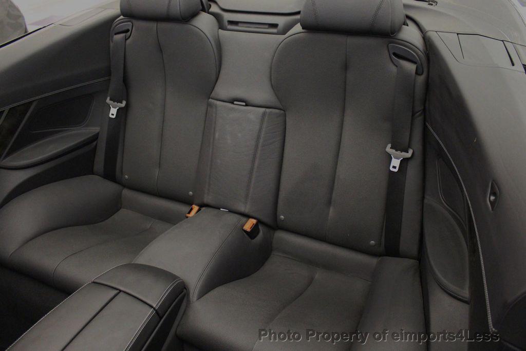 2015 BMW 6 Series CERTIFIED 640i xDrive AWD M SPORT COLD HUD NAV CAM HK LED - 18346383 - 36
