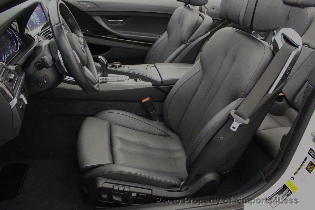 2015 BMW 6 Series CERTIFIED 640i xDrive AWD M SPORT COLD HUD NAV CAM HK LED - 18346383 - 38
