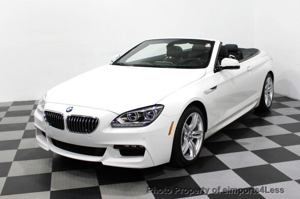 2015 BMW 6 Series CERTIFIED 640i xDrive AWD M SPORT COLD HUD NAV CAM HK LED - 18346383 - 44