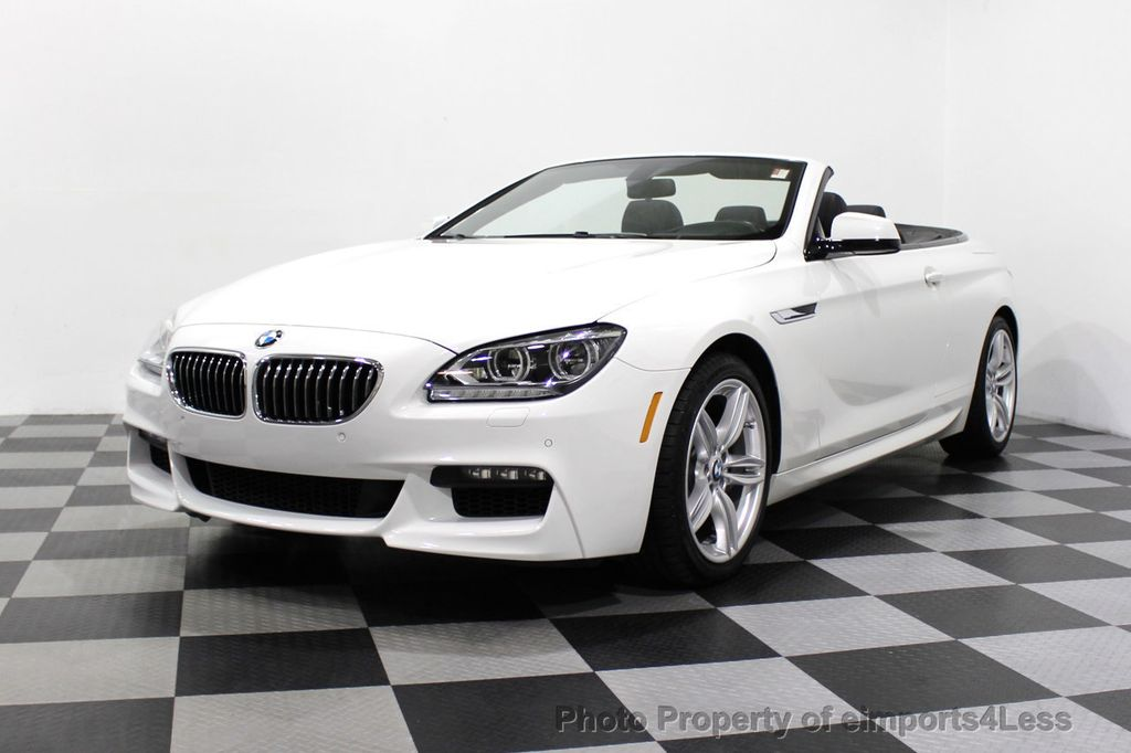 2015 BMW 6 Series CERTIFIED 640i xDrive AWD M SPORT COLD HUD NAV CAM HK LED - 18346383 - 45