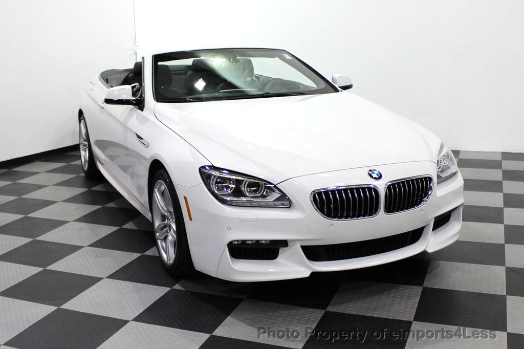 2015 BMW 6 Series CERTIFIED 640i xDrive AWD M SPORT COLD HUD NAV CAM HK LED - 18346383 - 46