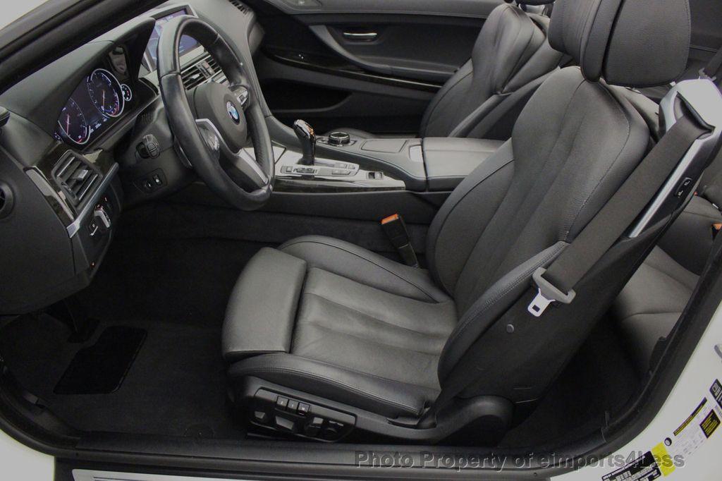 2015 BMW 6 Series CERTIFIED 640i xDrive AWD M SPORT COLD HUD NAV CAM HK LED - 18346383 - 49