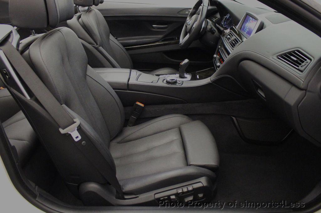 2015 BMW 6 Series CERTIFIED 640i xDrive AWD M SPORT COLD HUD NAV CAM HK LED - 18346383 - 50