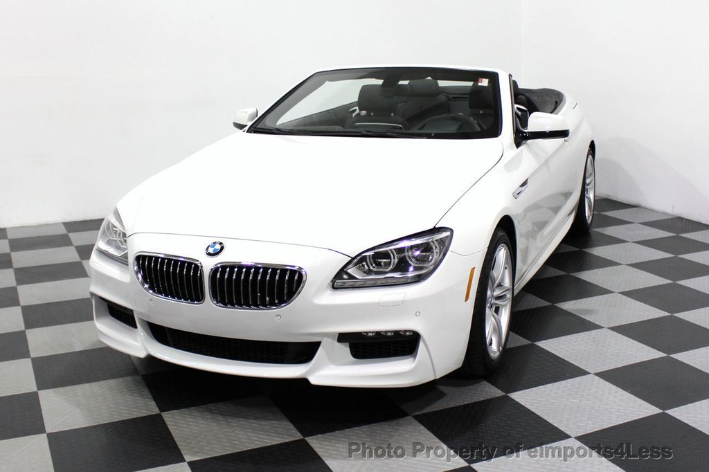 2015 BMW 6 Series CERTIFIED 640i xDrive AWD M SPORT COLD HUD NAV CAM HK LED - 18346383 - 53