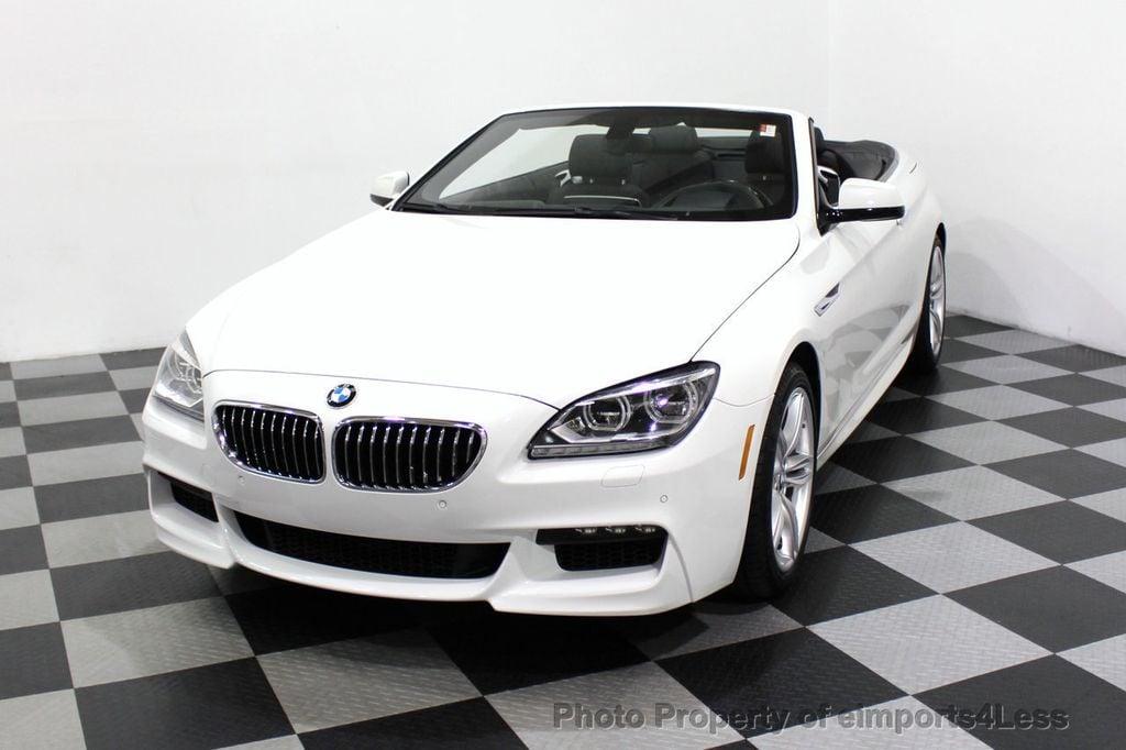 2015 BMW 6 Series CERTIFIED 640i xDrive AWD M SPORT COLD HUD NAV CAM HK LED - 18346383 - 53