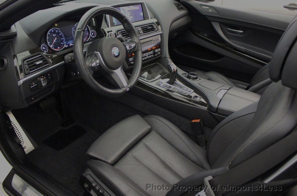2015 BMW 6 Series CERTIFIED 640i xDrive AWD M SPORT COLD HUD NAV CAM HK LED - 18346383 - 5