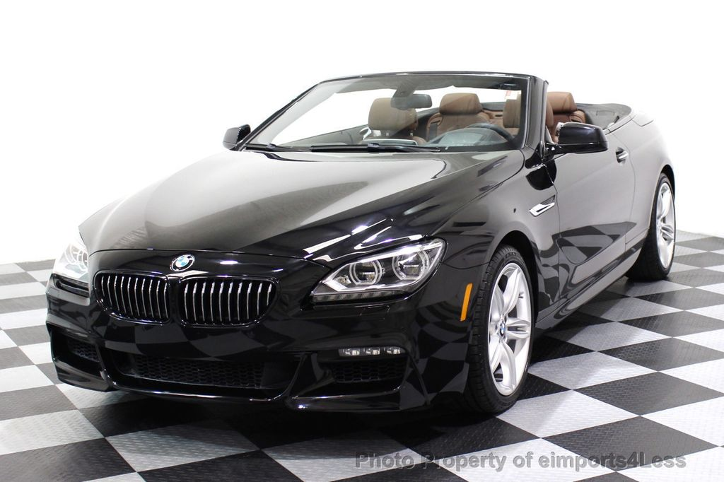 2015 BMW 6 Series CERTIFIED 640i xDRIVE M Sport Package AWD - 17526542 - 0