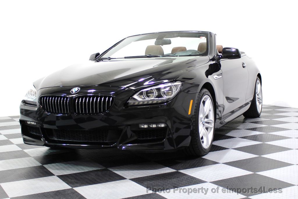 2015 BMW 6 Series CERTIFIED 640i xDRIVE M Sport Package AWD - 17526542 - 13