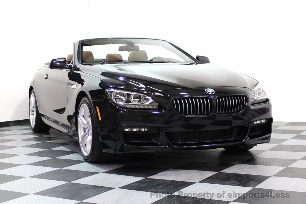2015 BMW 6 Series CERTIFIED 640i xDRIVE M Sport Package AWD - 17526542 - 14