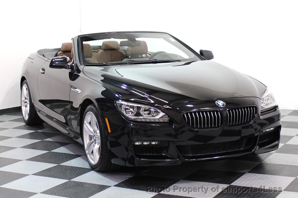 2015 BMW 6 Series CERTIFIED 640i xDRIVE M Sport Package AWD - 17526542 - 1