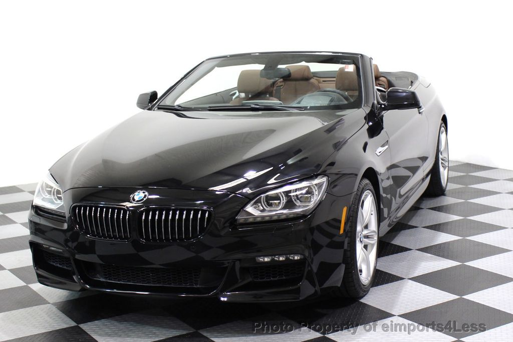 2015 BMW 6 Series CERTIFIED 640i xDRIVE M Sport Package AWD - 17526542 - 29
