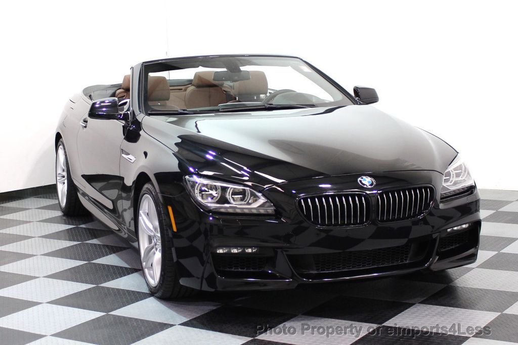 2015 BMW 6 Series CERTIFIED 640i xDRIVE M Sport Package AWD - 17526542 - 30