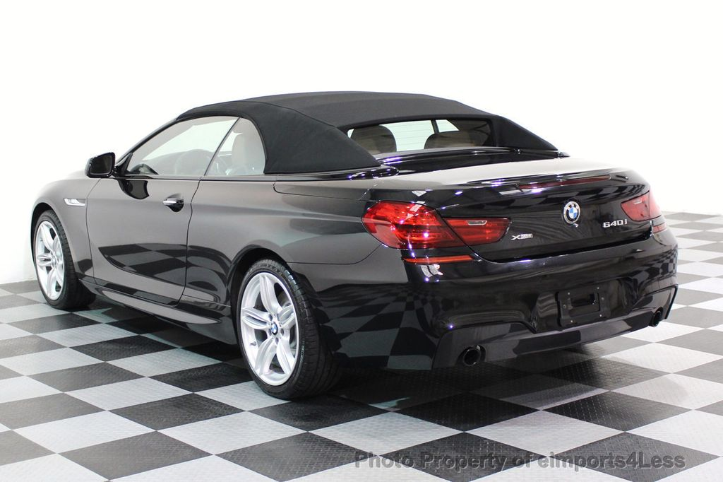 2015 BMW 6 Series CERTIFIED 640i xDRIVE M Sport Package AWD - 17526542 - 31
