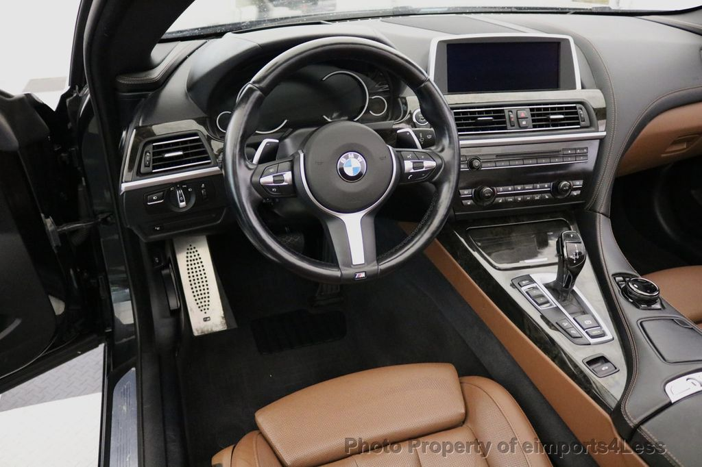 2015 BMW 6 Series CERTIFIED 640i xDRIVE M Sport Package AWD - 17526542 - 33