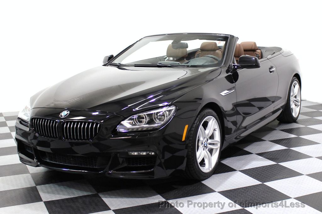 2015 BMW 6 Series CERTIFIED 640i xDRIVE M Sport Package AWD - 17526542 - 43