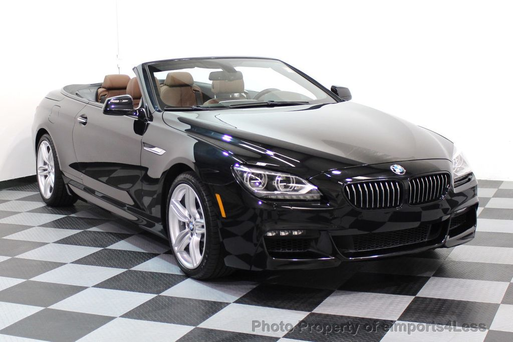 2015 BMW 6 Series CERTIFIED 640i xDRIVE M Sport Package AWD - 17526542 - 44