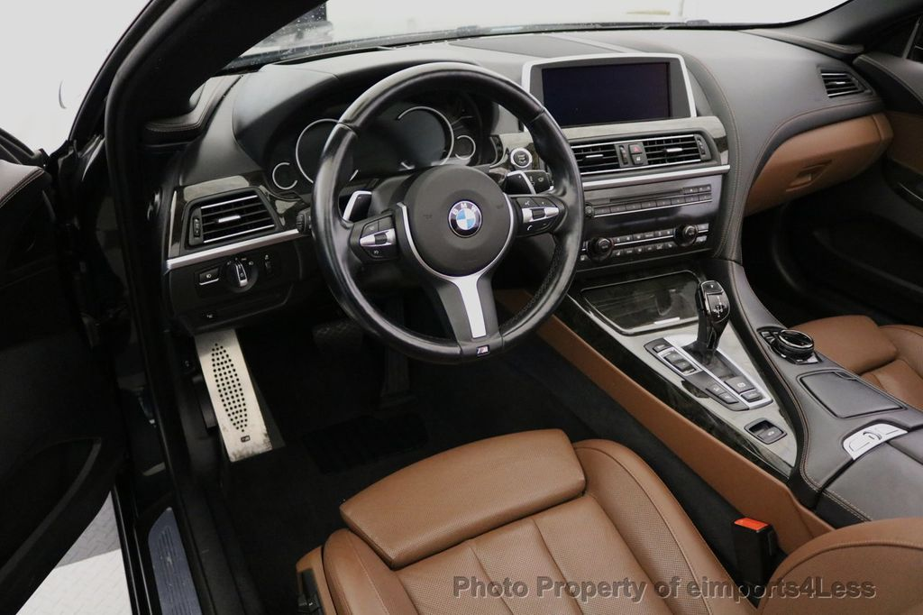 2015 BMW 6 Series CERTIFIED 640i xDRIVE M Sport Package AWD - 17526542 - 49