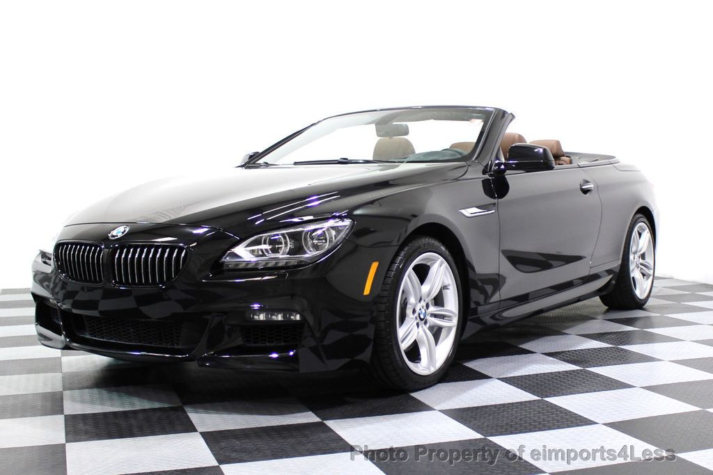 2015 BMW 6 Series CERTIFIED 640i xDRIVE M Sport Package AWD - 17526542 - 52