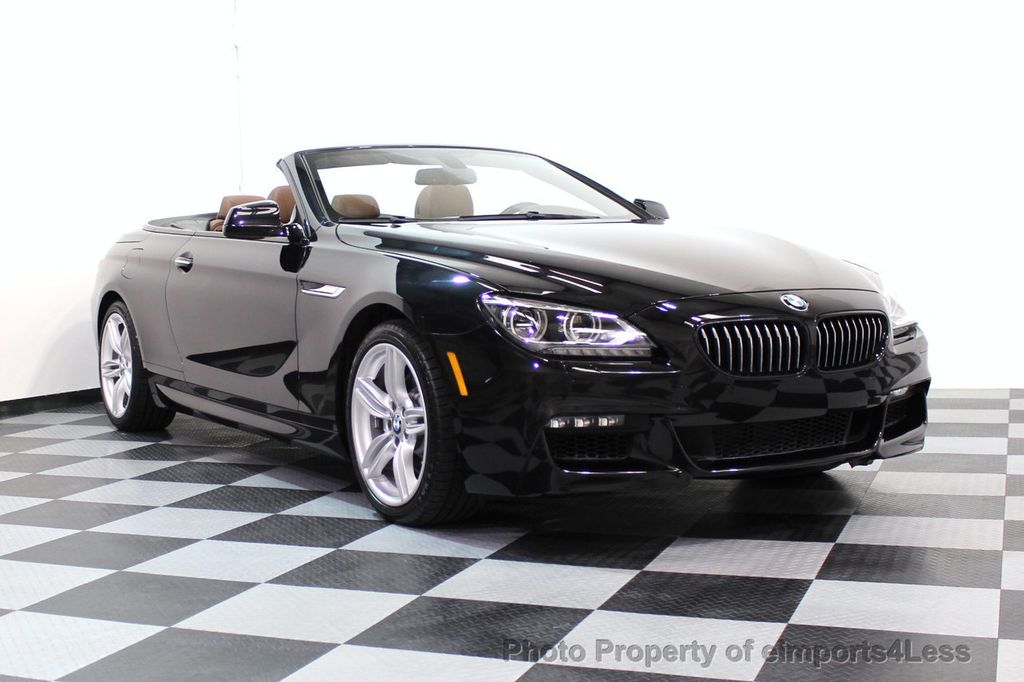2015 BMW 6 Series CERTIFIED 640i xDRIVE M Sport Package AWD - 17526542 - 55