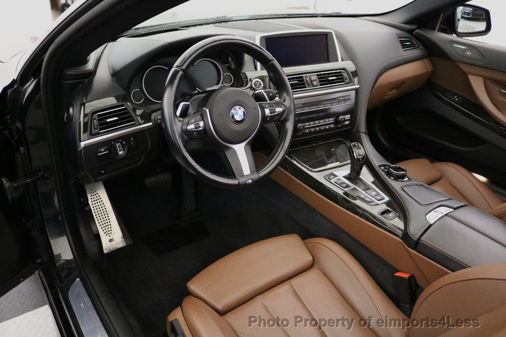 2015 BMW 6 Series CERTIFIED 640i xDRIVE M Sport Package AWD - 17526542 - 6