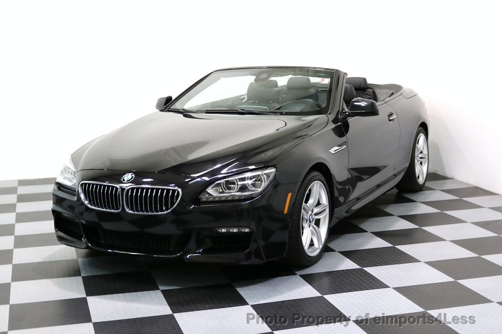 2015 BMW 6 Series CERTIFIED 640i xDRIVE M Sport Package AWD DRIVER ASSIST - 17565915 - 0