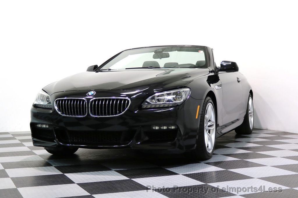 2015 BMW 6 Series CERTIFIED 640i xDRIVE M Sport Package AWD DRIVER ASSIST - 17565915 - 13