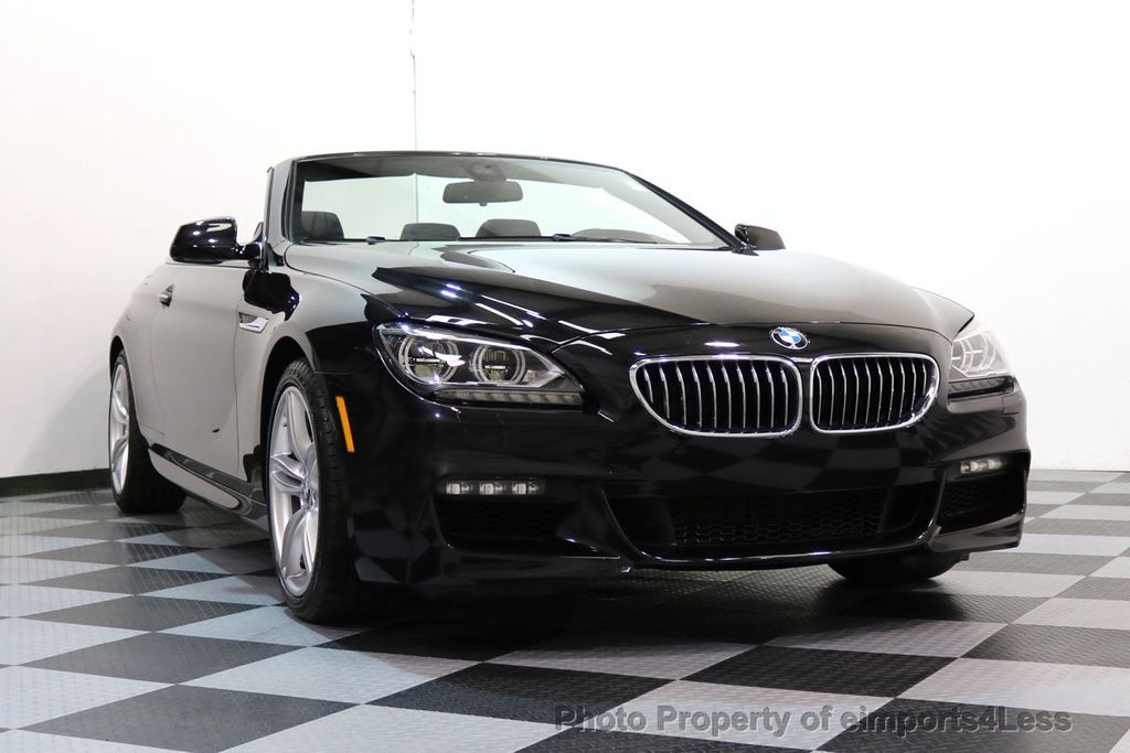 2015 BMW 6 Series CERTIFIED 640i xDRIVE M Sport Package AWD DRIVER ASSIST - 17565915 - 14