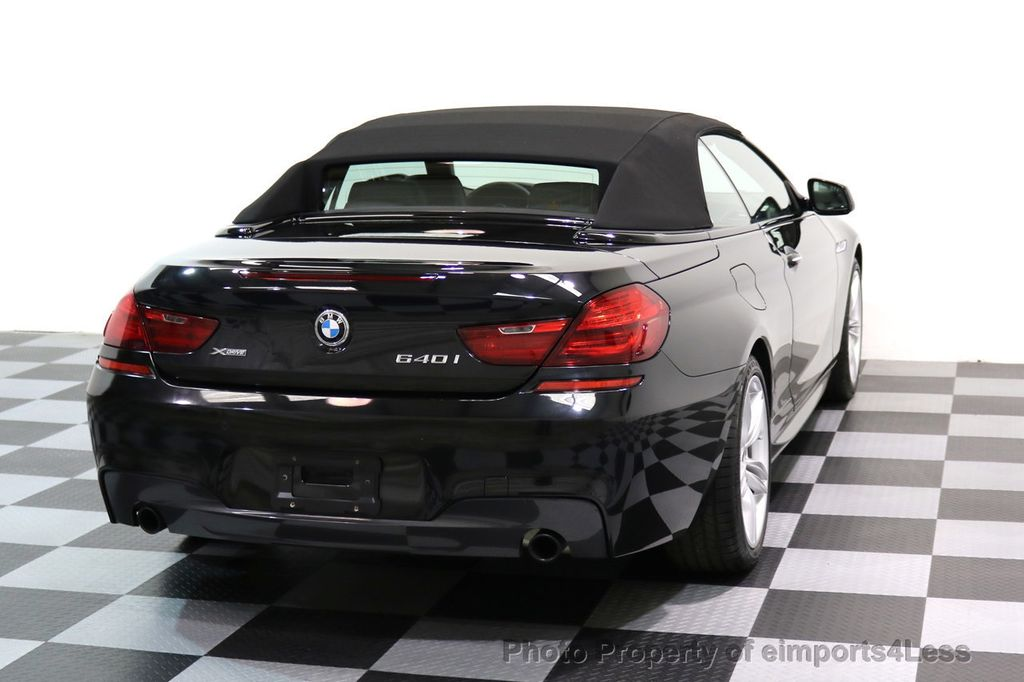 2015 BMW 6 Series CERTIFIED 640i xDRIVE M Sport Package AWD DRIVER ASSIST - 17565915 - 17