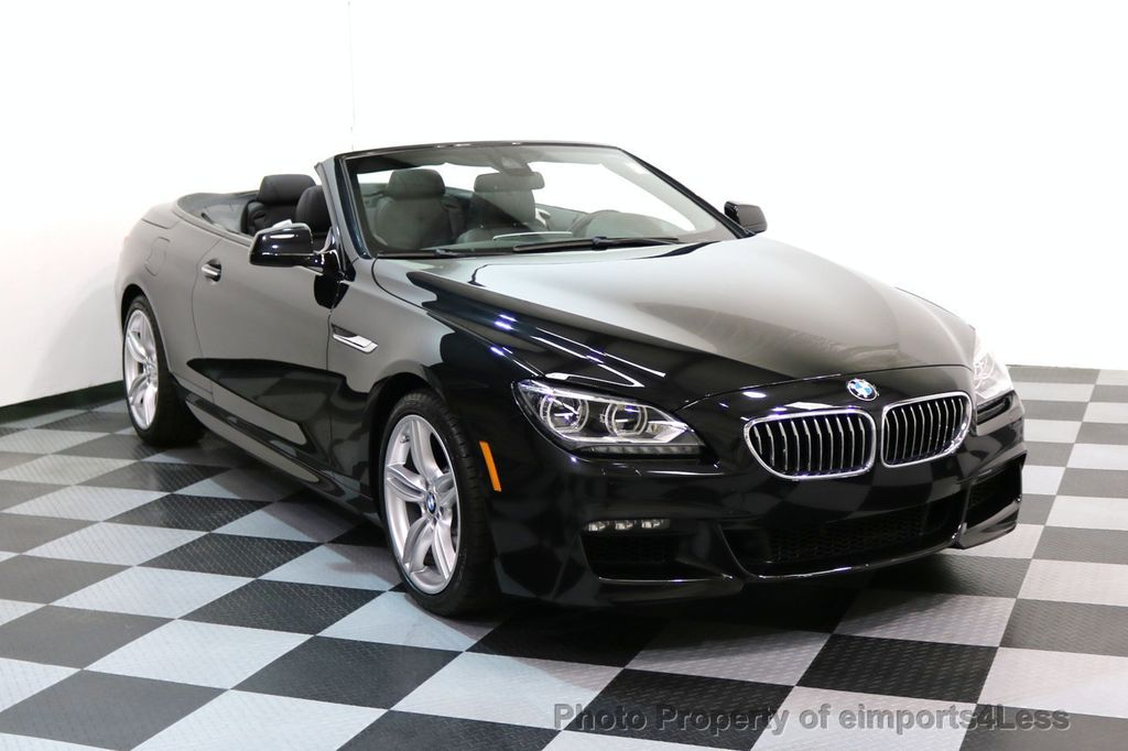 2015 BMW 6 Series CERTIFIED 640i xDRIVE M Sport Package AWD DRIVER ASSIST - 17565915 - 1