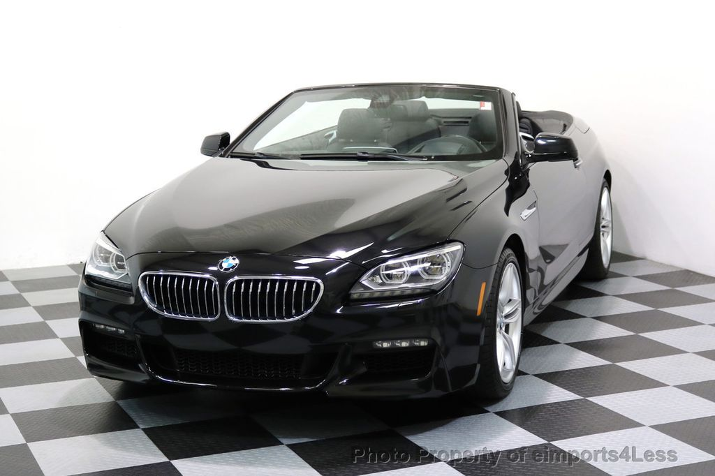 2015 BMW 6 Series CERTIFIED 640i xDRIVE M Sport Package AWD DRIVER ASSIST - 17565915 - 26