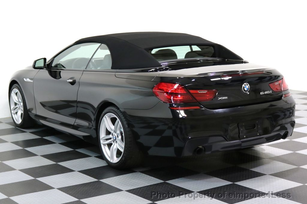 2015 BMW 6 Series CERTIFIED 640i xDRIVE M Sport Package AWD DRIVER ASSIST - 17565915 - 2