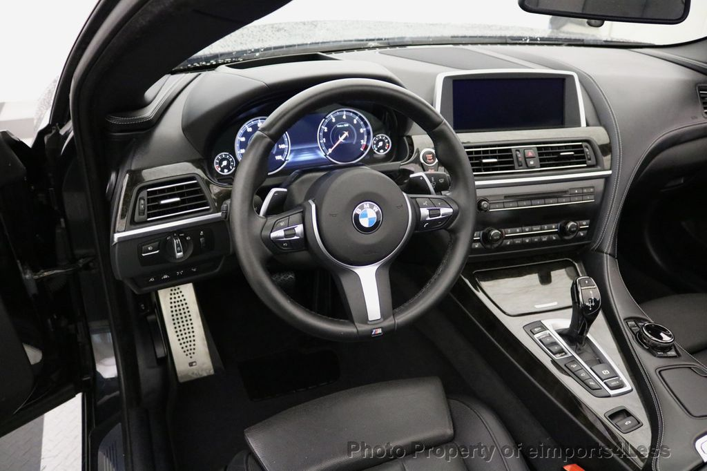 2015 BMW 6 Series CERTIFIED 640i xDRIVE M Sport Package AWD DRIVER ASSIST - 17565915 - 31