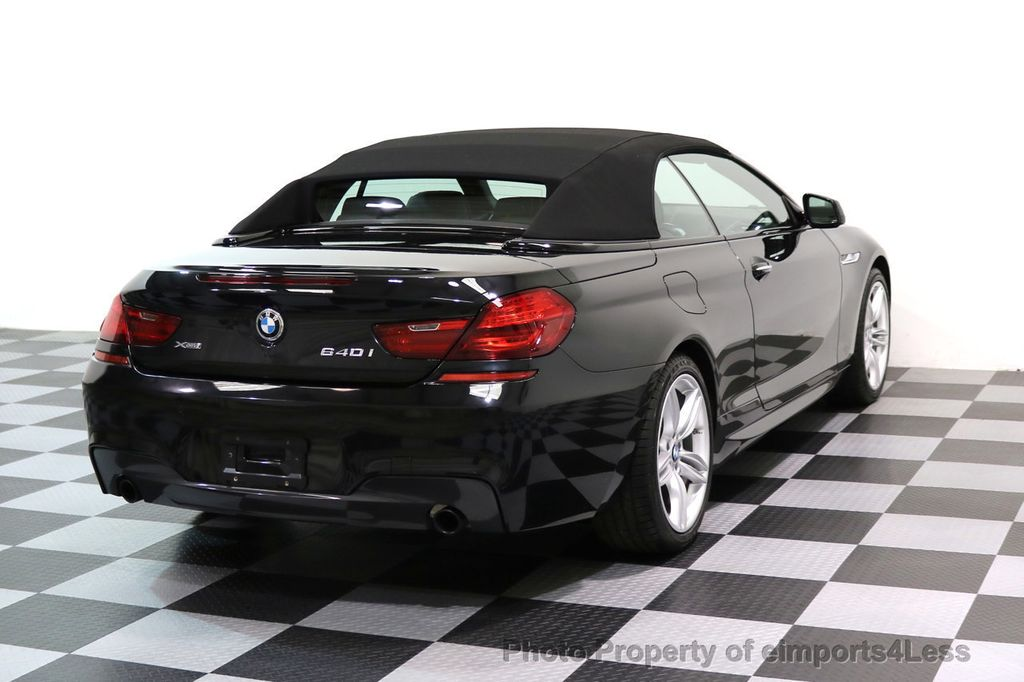 2015 BMW 6 Series CERTIFIED 640i xDRIVE M Sport Package AWD DRIVER ASSIST - 17565915 - 3